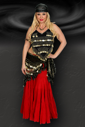 Gypsy Belly Dancer 4135-4