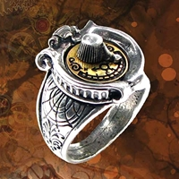 Steampunk & Vintage Jewelry