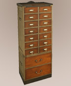 Collector's Cabinet ~with Drawers