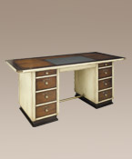 Captain's Desk, Ivory