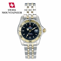 Women's Mechanical Luxury Swiss Watch