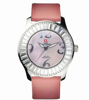 Women's Pink Waterproof Watch