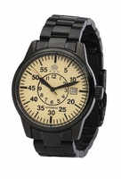 Mens Automatic Steel Bracelet Watch