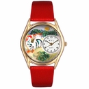 Rooster Watch Classic Gold Style C 0110004