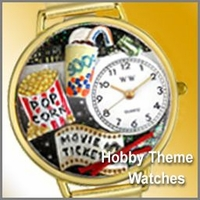 Hobby Theme Watches
