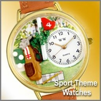 Sport Theme Watches