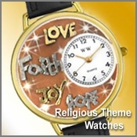 Religious Theme Watches