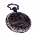 Railway Train Pocket Watch PW41