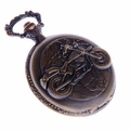 MotorBike Pocket Watch PW42