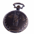 Statue-of-Liberty Pocket Watch PW44