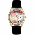 Administrative Assistant Watch Classic Gold Style C 0620001