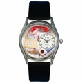 Administrative Assistant Watch Classic Silver Style s 0620001