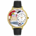 Administrative Assistant Watch in Gold or Silver Unisex G 0610028