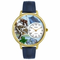 Alaska State Watch in Gold or Silver Unisex G 1410002