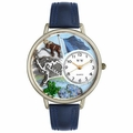 Alaska State Watch in Gold or Silver Unisex U 1410002