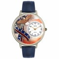 American Patriotic Watch in Gold or Silver Unisex U 1220035