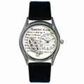 Apostles Creed Watch Classic Silver Style S 0710002