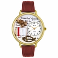 Apostles Creed Watch in Gold or Silver Unisex G 0710007