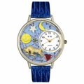 Aries Watch in Silver Unisex U 1810003