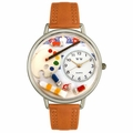 Artist Watch in Silver Unisex U 0410002