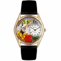 Autumn Leaves Watch Classic Gold Style C 1213001