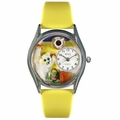 Bad Cat Watch Classic Silver Style S 0120008