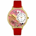 Baking Watch in Gold or Silver Unisex G 0310005
