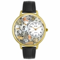 Banker Watch in Gold or Silver Unisex G 0610031