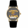 Baseball Fundraising Print Watch in Gold Classic P 0000011