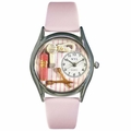 Beautician Female Watch Classic Silver Style S 0630007
