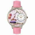 Beautician Female Watch in Silver Unisex U 0630001