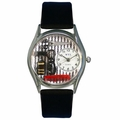 Beautician Male Watch Classic Silver Style S 0630008