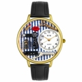 Beautician Male Watch in Gold or Silver Unisex G 0630002