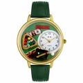 Billiards Watch in Gold or Silver Unisex G 0430006