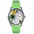 Birthstone Jewelry August Birthstone Watch Classic Silver Style S 0910008
