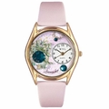 Birthstone Jewelry December Birthstone Watch Classic Gold Style C 0910012