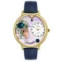 Birthstone Jewelry December Birthstone Watch in Gold or Silver Unisex G 0910012