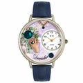 Birthstone Jewelry December Birthstone Watch in Silver Unisex U 0910012