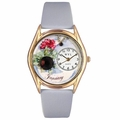 Birthstone Jewelry January Birthstone Watch Classic Gold Style C 0910001