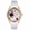 Birthstone Jewelry July Birthstone Watch Classic Gold Style C 0910007