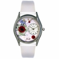 Birthstone Jewelry July Birthstone Watch Classic Silver Style S 0910007