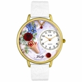 Birthstone Jewelry July Birthstone Watch in Gold or Silver Unisex G 0910007