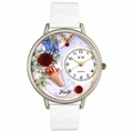 Birthstone Jewelry July Birthstone Watch in Silver Unisex U 0910007