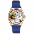 Birthstone Jewelry November Birthstone Watch Classic Gold Style C 0910011