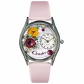 Birthstone Jewelry October Birthstone Watch Classic Silver Style S 0910010