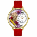 Bunco Watch in Gold or Silver Unisex G 0430010