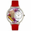 Bunco Watch in Gold or Silver Unisex U 0430010