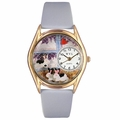 Bunny Rabbit Watch Classic Gold Style C 0110008