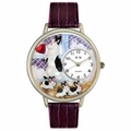 Bunny Rabbit Watch in Silver Unisex U 0110017