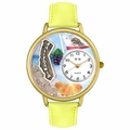 California State Watch in Gold or Silver Unisex G 1410005